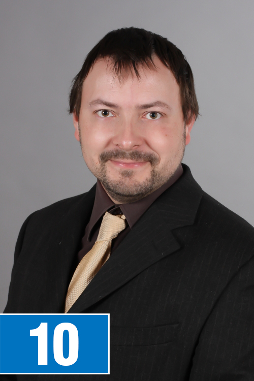 Bc. David Kočí